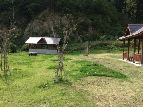 姉吉キャンプ場