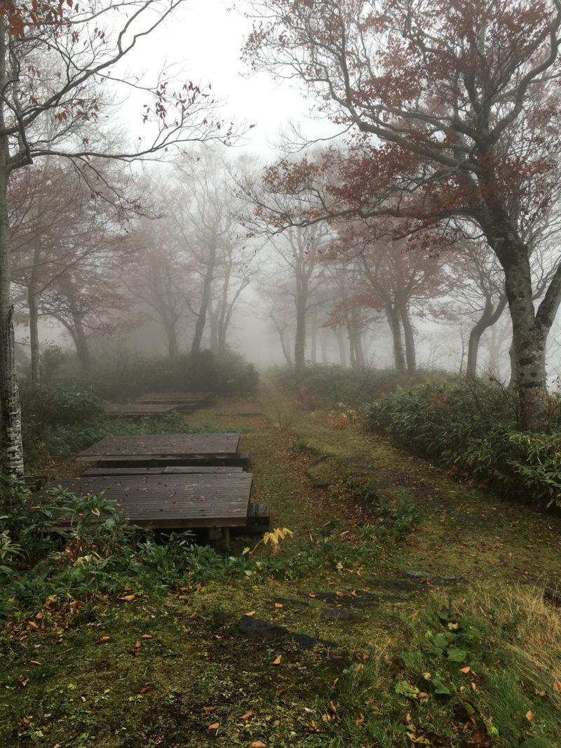 須川湖キャンプ場