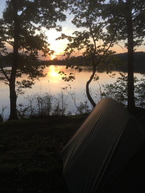 大池いこいの森キャンプ場 第1キャンプ場
