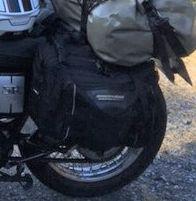 SR400 ロードサイドバッグ